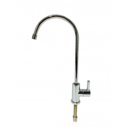 Elegant High Loop Style Ceramic Disc Water Filter Faucet Tap