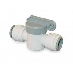 John Guest 12mm x 12mm Ball Valve PPMSV041212W Shut Off Valve