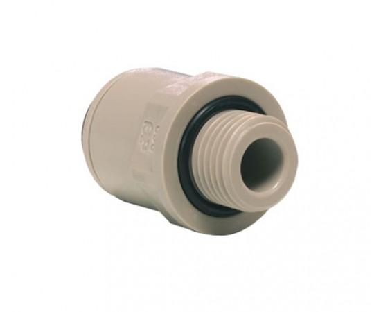 1/4 Tube x 1/4 Parallel Thread Male BSP PI010812S