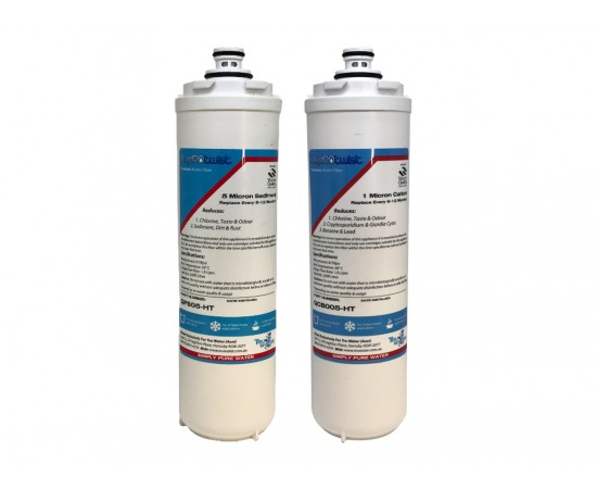 Clearwater Systems QVS2000 QVS2000D Water Filter Set OLD