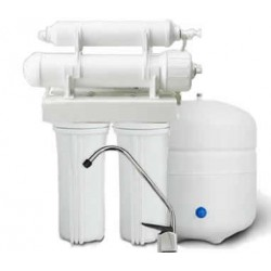Under Sink Reverse Osmosis RO Standard 4 Stage Water Filter