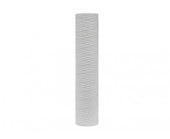 Premium String Wound 5 Micron Sediment Water Filter Cartridge