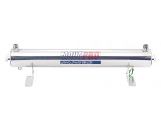 Ultra Violet UV Steriliser 78 Watts 91LPM Stainless Steel
