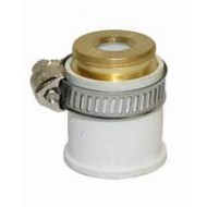 Universal Countertop Tap Adaptor Fits all taps Rubber Multi Fit
