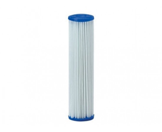 Premium Washable Sediment Pleated Pre Filter 1 Micron Absolute
