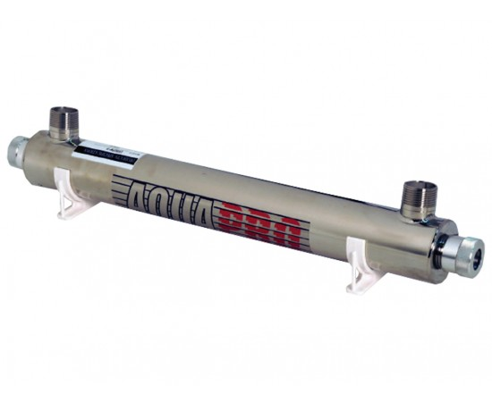 Ultra Violet UV Steriliser 39 Watts 45LPM 304 Stainless Steel