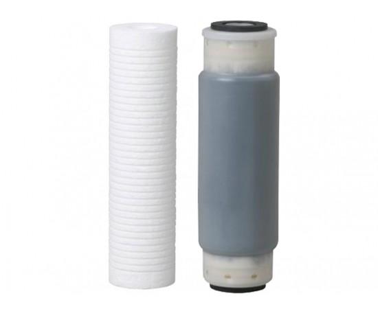 "Aqua-Pure AP2200C Replacement Filter Set 5um AP110 AP117 10"""