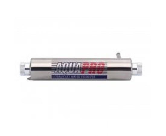 Ultra Violet UV Steriliser 20 Watts 22LPM Stainless Steel