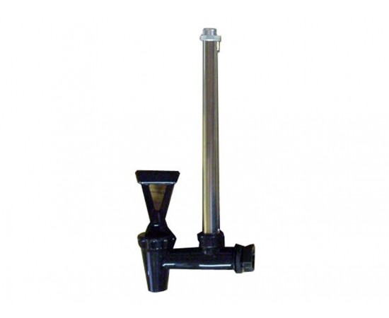 Sight Glass Spigot for Travel and Big System(s) 7.5""