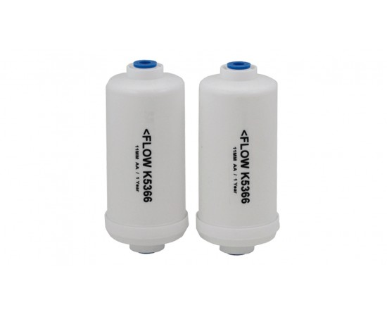 2 x Berkey K5350 PF-4 Fluoride Reductions Filters White Candles