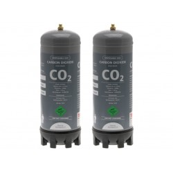 Billi Sparkling 996912 Compatible CO2 Cylinders – 2 Pack (Twin)