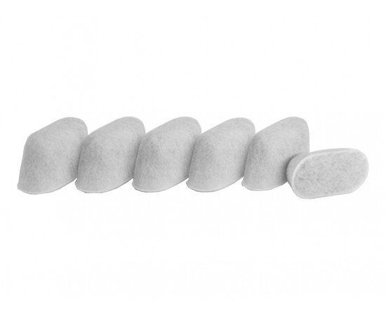 Breville BWF100 Replacement Coffee Charcoal Water Filters (6)
