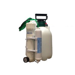 Survival 4 Stage Reverse Osmosis System & Hand Pump Bottle 5L