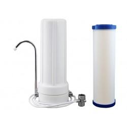 """HydROtwist AquaMetix Fluoride Countertop Benchtop Filter 10"""""""