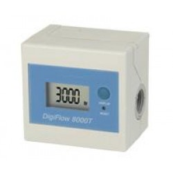 """Digiflow 8000T Digital Flow Meter 3/8"""" NPT Female"""