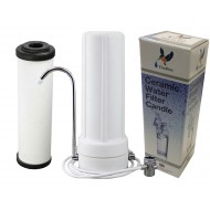 """Doulton Ultracarb Ceramic Countertop Benchtop Water Filter 10"""""""