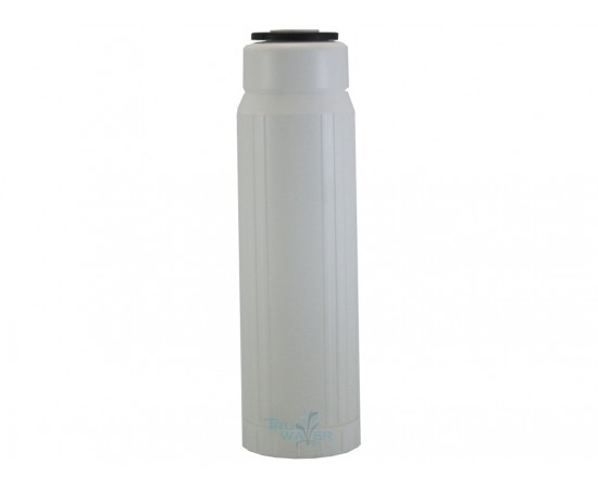 "10"" Refillable Standard Water Filter Cartridge White Empty"