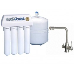 HydROtwist 4 Stage Reverse Osmosis Purifier 3 Way Mixer Tap
