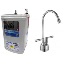 HydROtwist 2.4L Under Sink Instant Hot & Ambient Water Dispenser