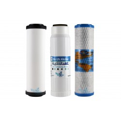 Doulton Fluoride Triple Undersink Replacement Filter Set HT3000F