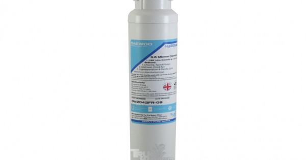 Microfilter Wasserfilter alternativ zu Daewoo Aqua Crystal DW2042FR-09