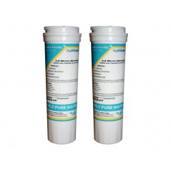 2 x Fisher & Paykel Compatible 836848 Fridge Water Filter US