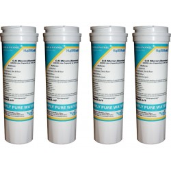 4 x Fisher & Paykel Compatible 836848 Fridge Water Filter US