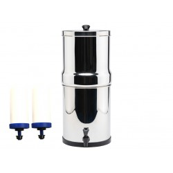 Stainless Steel 6L Purifier Similar Propur Traveler Water Filter