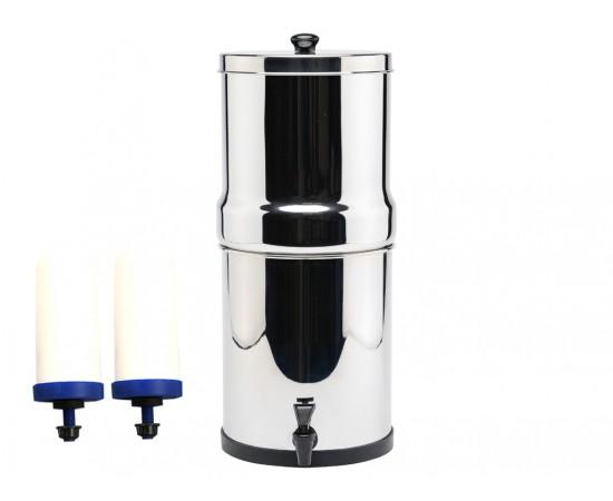Stainless Steel 6L Purifier Similar Propur Traveler Water Filter