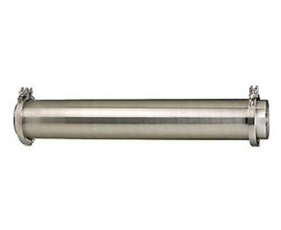 "Stainless Steel 4""  x 21"" 304 Grade Membrane Housing Vessel"