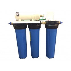 Premium 4 Stage High Flow Reverse Osmosis Di System 300GPD
