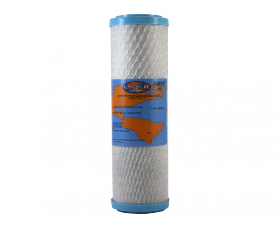 """Omnipure OMB9M 1 Micron Carbon Block Water Filter 9"""""""