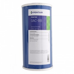 Pentek GAC-BB Big Blue Granular Carbon Water Filter 10""
