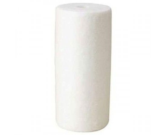 Big White Big Blue Polyspun Sediment Water Filter 5 Micron 10""