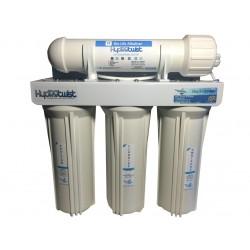 HydROtwist USA Quad 4 Stage PH Water Filter & 3 Way Mixer Ta