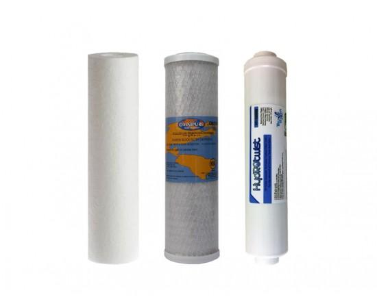 Premium Filter Kit To Suit 4 Stage Reverse Osmosis No Membrane