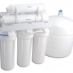 Under Sink Reverse Osmosis Standard 5 Stage Water Filter System
