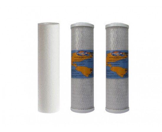 Premium Filter Kit To Suit 5 Stage Reverse Osmosis No Membrane