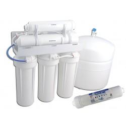 Under Sink Reverse Osmosis 6 Stage Water Filter Alkaliser
