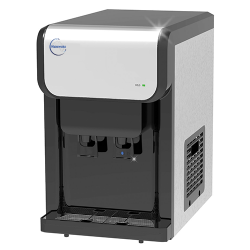 D19 Benchtop Home & Office Water Cooler Plumbed In POU
