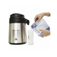 Spring Flow Steam Purifier & Distiller Plastic Bottle MH943S