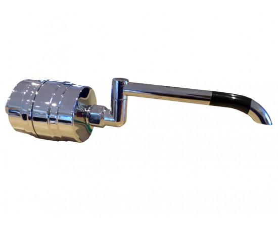 Sprite Brass Bath Filter with Spout High Output HOC Chrome USA