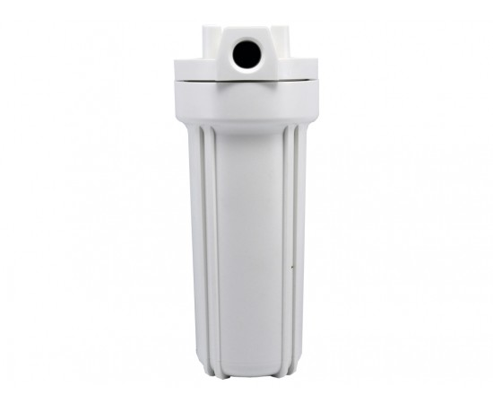 "Standard HP Water Filter Housing with 3/4"" Plastic Ports 10"""