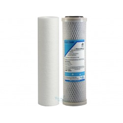 "Stefani Compatible UCFA-02 Replacement Water Filter Set 10"""