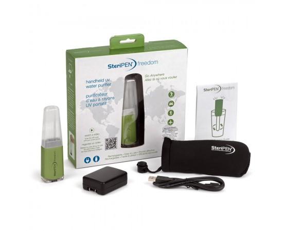 Steripen Freedom Portable UV Steriliser