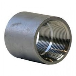 "Stainless Steel 316 Grade 1 1/2"" x 1 1/2"" BSP Female Hex Socket"