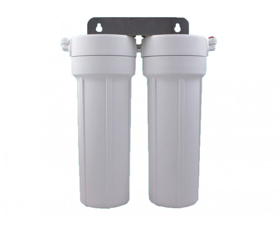 """Twin Under Sink Housing Upgrade Kit Only 10"""""""