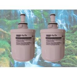 HydROtwist Twin Under Sink Water Filter System & 3 Way Mixer