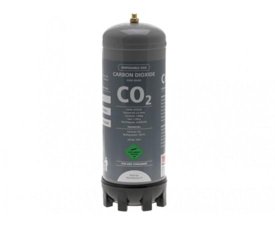 Zip Sparkling 91295 Compatible Hydrotap CO2 Cartridges Single