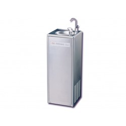 ZIP Chillmaster Floorstanding Water Bubbler Stainless 76013